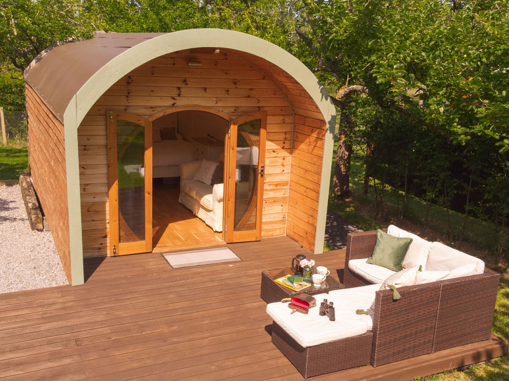 Sweet Coppin - Glamping Pod