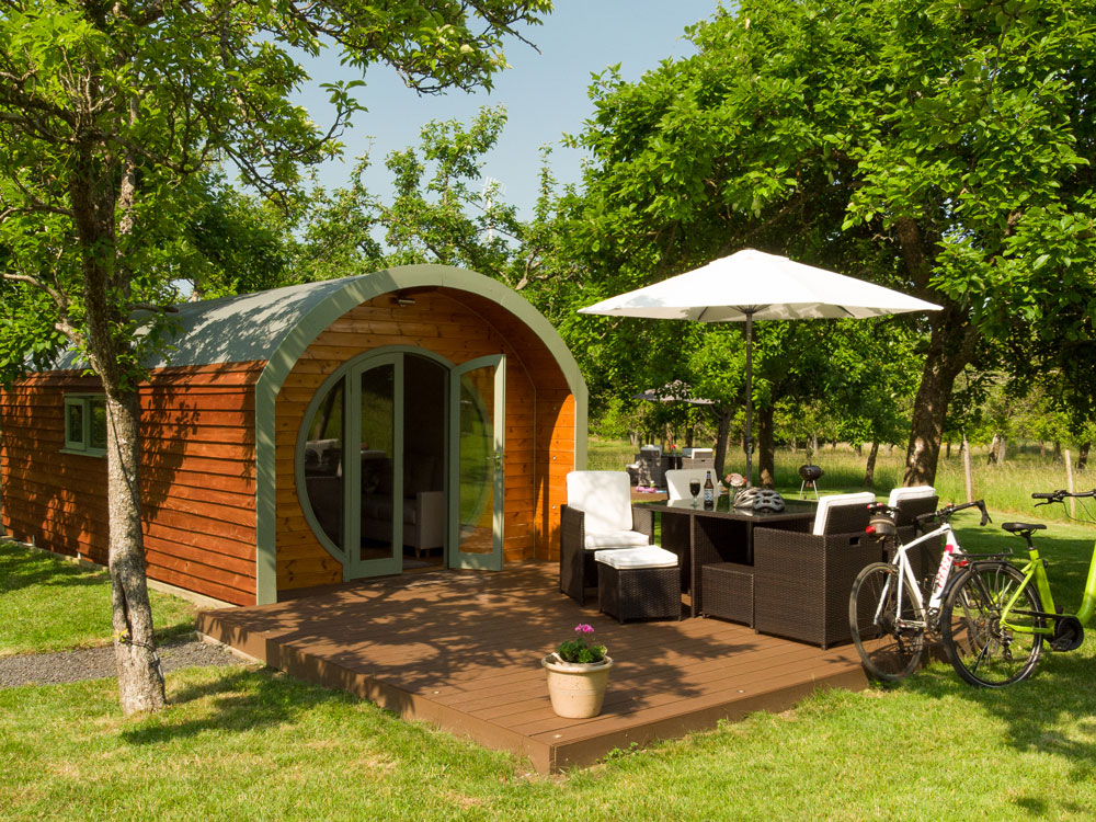 Yarlington - Glamping Pod