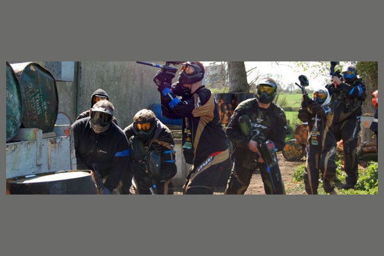 Nemesis Paintballing