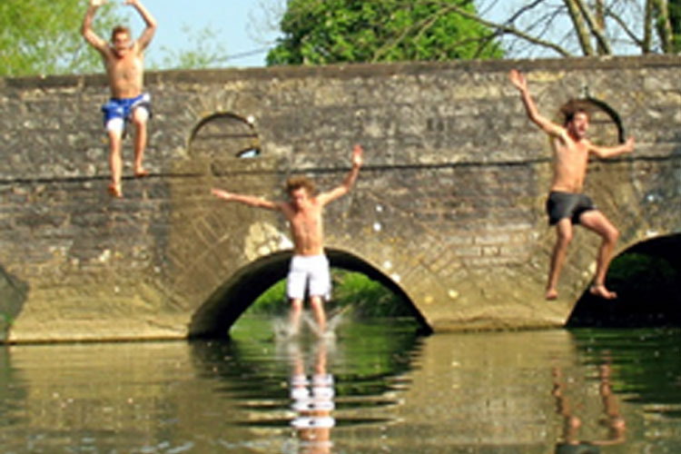 West Lydford Wild Swimming